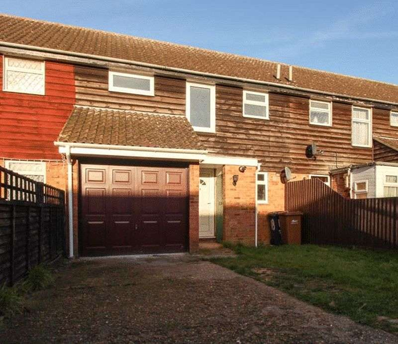 3 Bedrooms Terraced House for sale in Prince Of Wales Close, Wisbech
