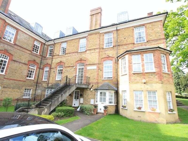 2 Bedrooms Flat for sale in Buchanan Close, London, N21