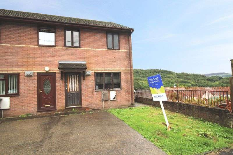 2 Bedrooms Terraced House for sale in Thompson Villas, Ynysybwl, Pontypridd, CF37 3EL