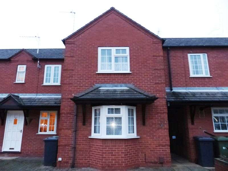 2 Bedrooms Terraced House for sale in Roman Wharf, Lincoln