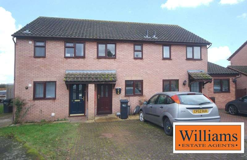 2 Bedrooms Terraced House for sale in Manor Fields, Hereford
