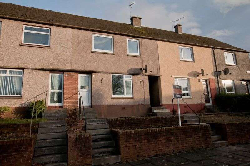 3 Bedrooms Terraced House for sale in Briar Road, Alloa