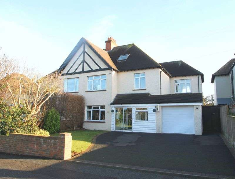 6 Bedrooms Semi Detached House for sale in FOLKESTONE