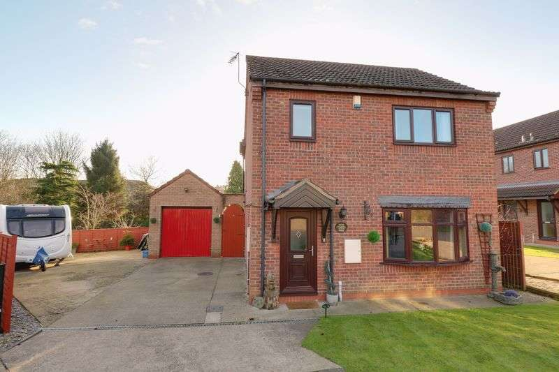 3 Bedrooms Detached House for sale in Harrys Dream, Broughton