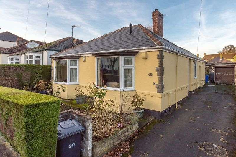 2 Bedrooms Detached Bungalow for sale in Cairns Road, Crosspool, Sheffield