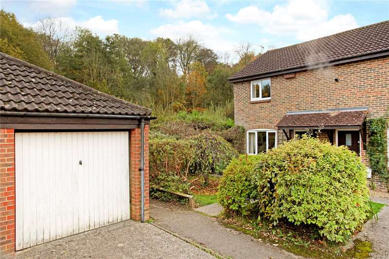 3 Bedrooms Semi Detached House for sale in Shellwood Drive, North Holmwood, Dorking, Surrey, RH5
