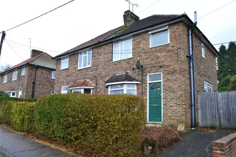 3 Bedrooms Semi Detached House for sale in North Road, Haywards Heath, West Sussex, RH16
