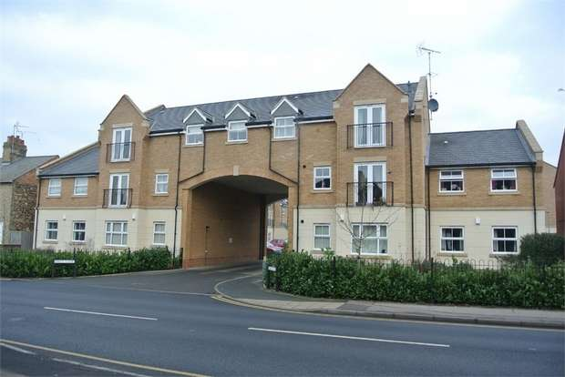2 Bedrooms Flat for sale in Eagle Close, Leighton Buzzard, Bedfordshire