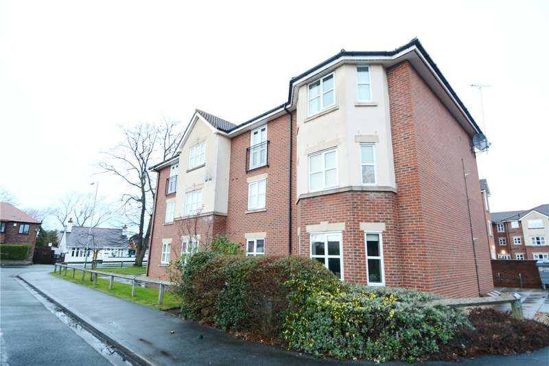 2 Bedrooms Flat for sale in Ladybower Close, Upton, Wirral