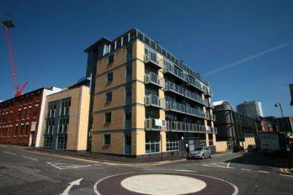 Flat for sale in Churchgate Plaza, 185 Holliday Street, Birmingham, West Midlands