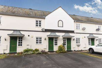 2 Bedrooms Terraced House for sale in Lansdowne Mews, Port Street, Evesham, Worcestershire