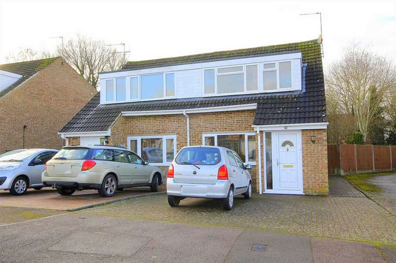 3 Bedrooms Semi Detached House for sale in Elstree Road, Hemel Hempstead