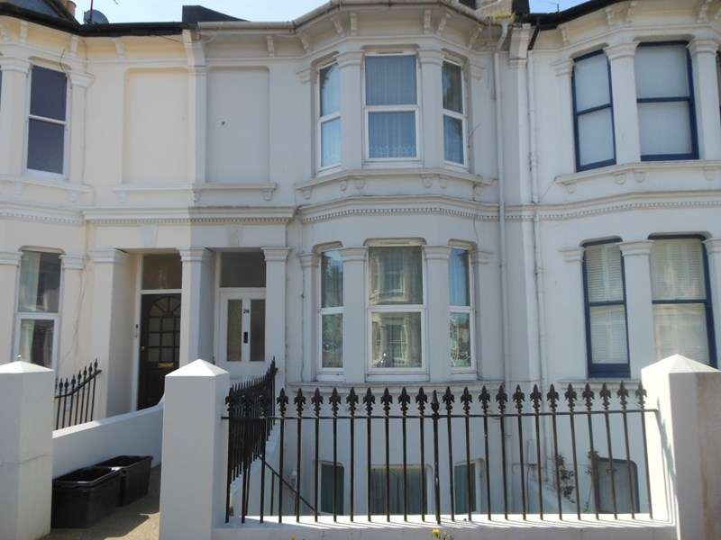 4 Bedrooms Terraced House for sale in Gladstone Place, Brighton