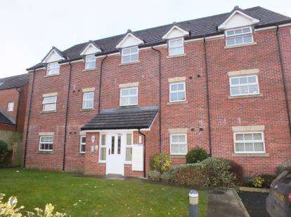 2 Bedrooms Flat for sale in Heys Hunt Avenue, Leyland