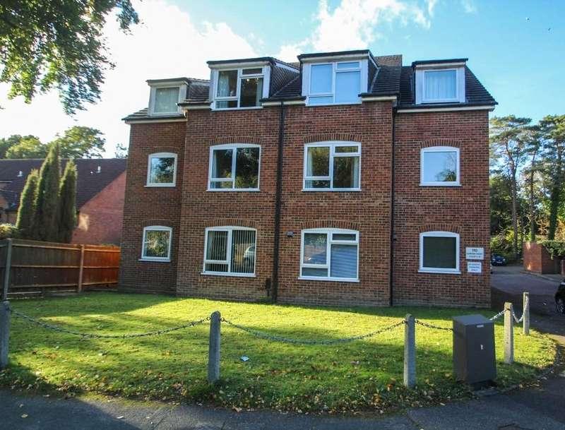 2 Bedrooms Apartment Flat for rent in Gordon Court, 110 Gordon Road, Camberley, Surrey, GU15