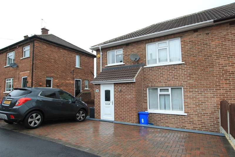 3 Bedrooms Semi Detached House for sale in Haigh Moor Close, Handsworth