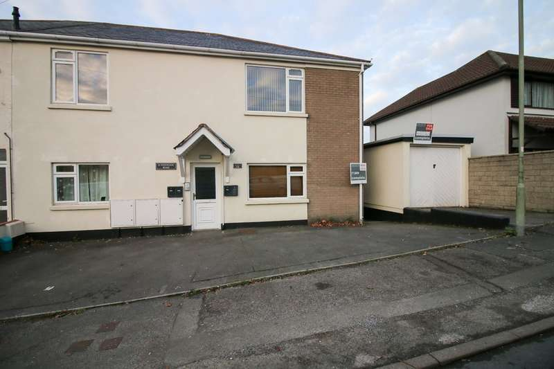 1 Bedroom Ground Flat for sale in Pinewood Road, Newton Abbot