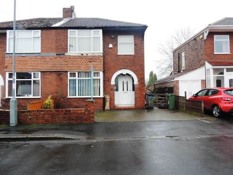 3 Bedrooms Property for sale in Ashbourne Road, Denton, Manchester