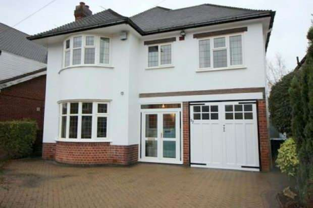 4 Bedrooms Detached House for sale in Armorial Road, Styvechale, Coventry