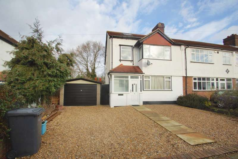 4 Bedrooms End Of Terrace House for sale in Lloyds Way, Beckenham