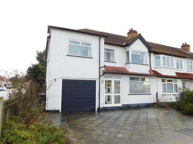 4 Bedrooms Terraced House for sale in Red Lion Road, Surbiton