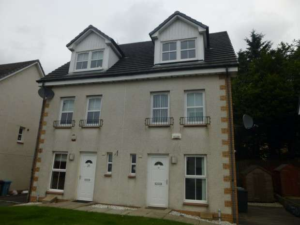 3 Bedrooms Town House for sale in Easterton Drive, Caldercruix, Airdrie, ML6