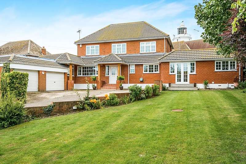 5 Bedrooms Detached House for sale in The Outfield North Foreland Avenue, Broadstairs, CT10