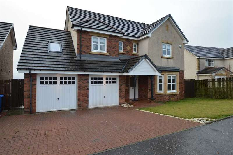 4 Bedrooms Detached House for sale in Redwood Crescent, Hamilton