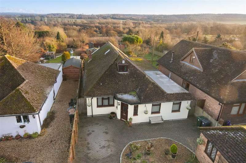 5 Bedrooms Detached House for sale in Highfields, Shalmsford Road, Chilham