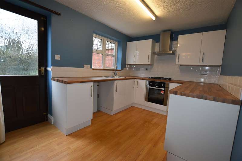 3 Bedrooms Town House for sale in Heron Road, Barrow upon Soar