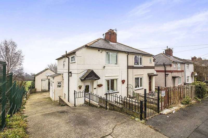 3 Bedrooms Semi Detached House for sale in Highfield Road, Keighley, BD21