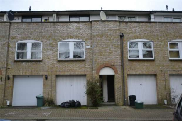 1 Bedroom Terraced House for sale in Saville Row, BROMLEY, Kent