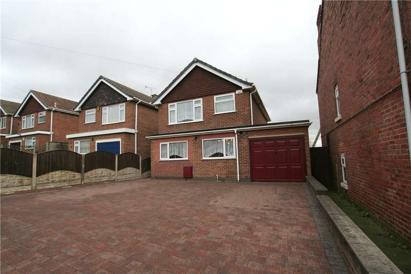 3 Bedrooms Detached House for sale in Heanor Road, Codnor, Ripley, Derbyshire, DE5