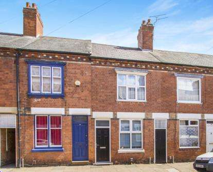 2 Bedrooms Terraced House for sale in Bulwer Road, Leicester