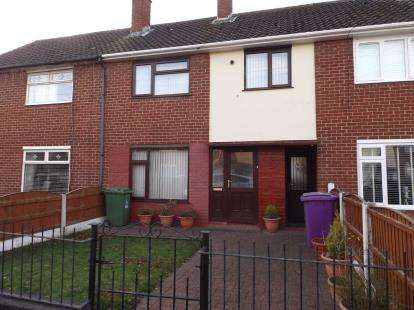 3 Bedrooms Terraced House for sale in Falconhall Road, Liverpool, Merseyside, L9