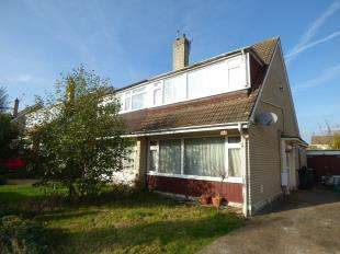 3 Bedrooms Semi Detached House for sale in Jillian Way, Ashford, Kent