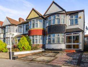 3 Bedrooms End Of Terrace House for sale in South Norwood Hill, London