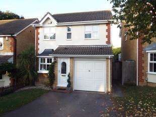 3 Bedrooms Detached House for sale in Friston Way, Rochester, Kent