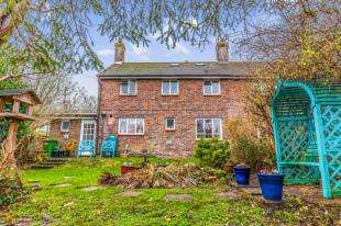 4 Bedrooms Semi Detached House for sale in Newton Road, Lewes, East Sussex