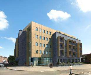 1 Bedroom Flat for sale in Coombe Cross, South End, Croydon