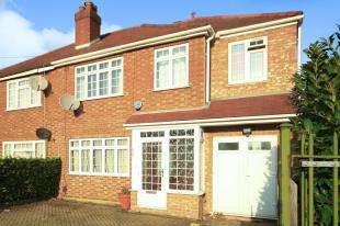 5 Bedrooms Semi Detached House for sale in Gander Green Lane, Cheam, Sutton