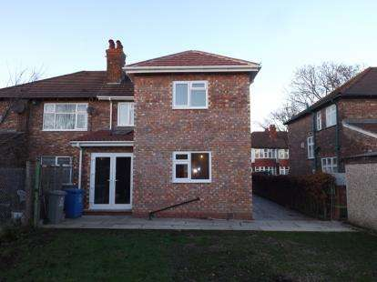 4 Bedrooms Semi Detached House for sale in Coleridge Road, Manchester, Greater Manchester, Uk