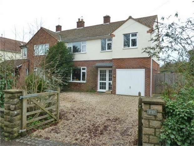 5 Bedrooms Semi Detached House for sale in High Street, Sutton Courtenay, Abingdon, Oxfordshire