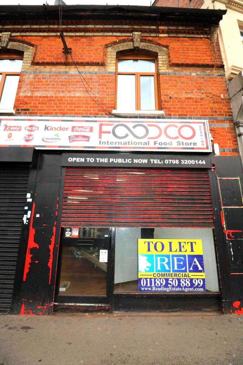Commercial Property for rent in 199 London Road, Reading