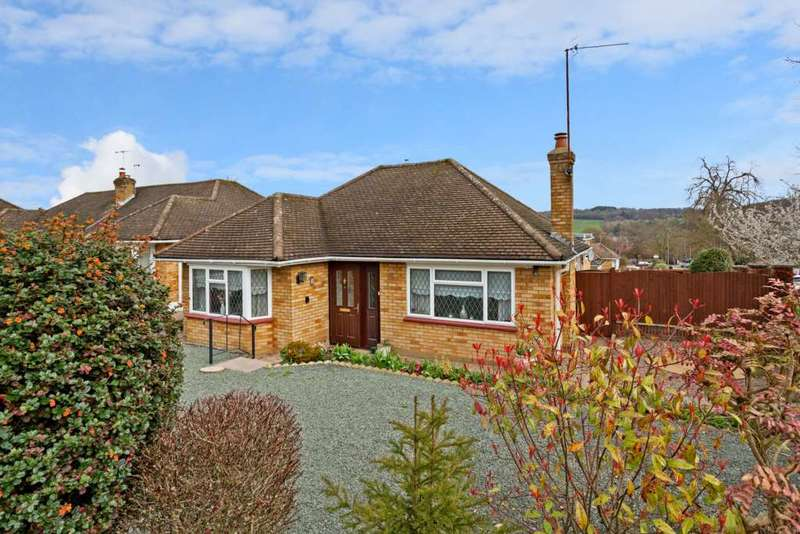 2 Bedrooms Detached Bungalow for sale in Covert Road, Northchurch