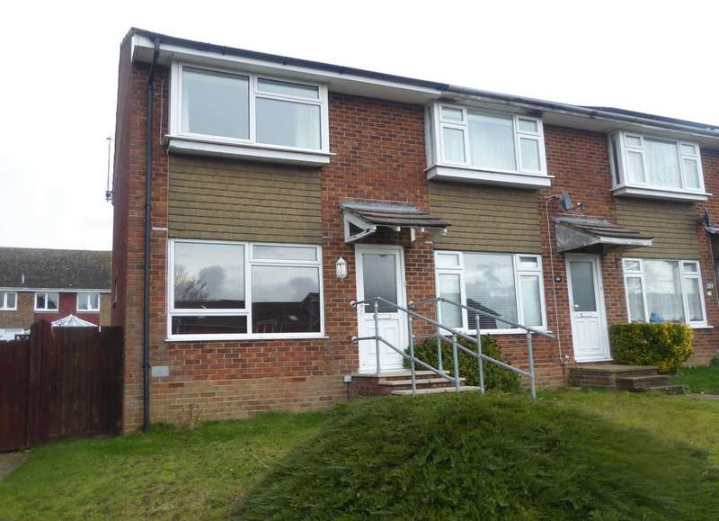 2 Bedrooms End Of Terrace House for sale in Old Malling Way, Lewes