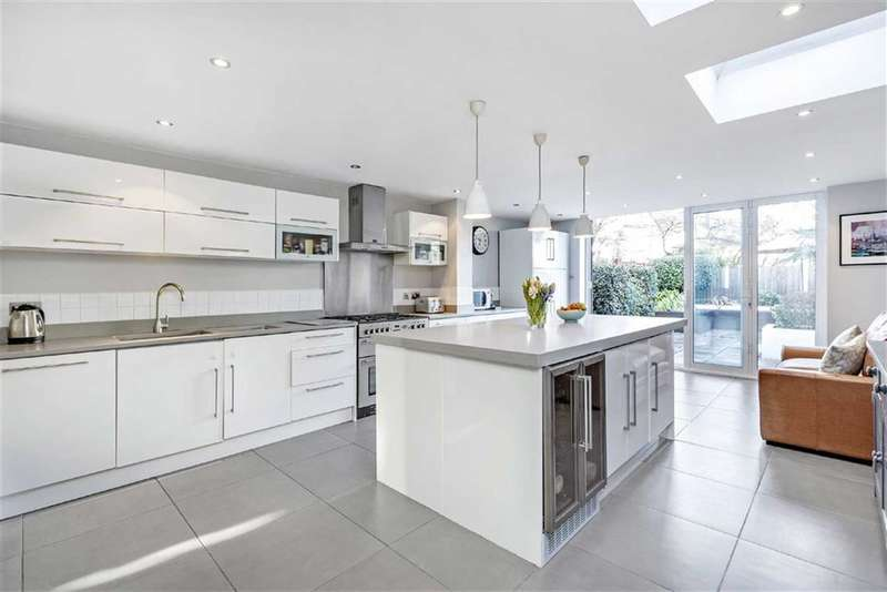 4 Bedrooms Property for sale in Laitwood Road, Balham