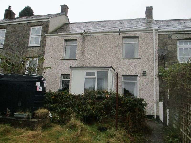 2 Bedrooms Terraced House for sale in Sea View Terrace, St. Austell