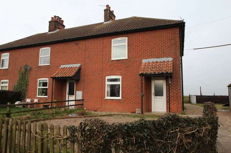 3 Bedrooms Terraced House for sale in Freethorpe, NR13