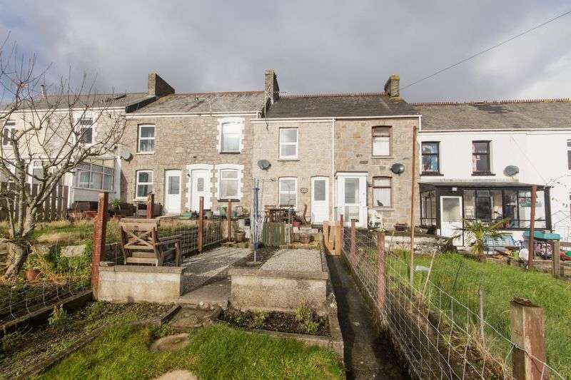 1 Bedroom Terraced House for sale in Agar Road, St. Austell